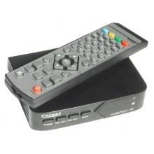 Ресивер эфирный цифровой DVB-T2 HD Универсал-02