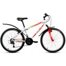 "Велосипед ALTAIR MTB HT 24 24""  рост 14"" белый"