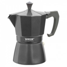 Кофеварка эспрессо VITESSE VS-2603, 600мл., 6 чашек.