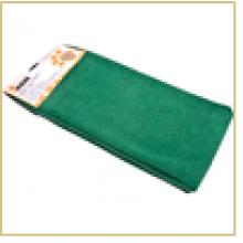 Тряпка для пола из микрофибры M-02F-XL, цвет: зеленый, размер: 70*80 см