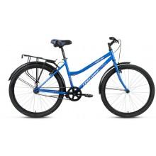 "Велосипед FORWARD BARCELONA 1.0 26"" 1 ск. рост 17"" синий"