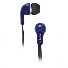 Наушники BBK EP-1510S синий