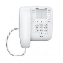 Телефон проводной Siemens Gigaset DA510 белый