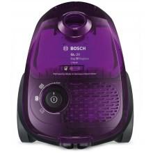 Пылесос Bosch BGN-21700, 1700 Вт, об 3,4л, фиолетовый