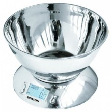 Весы кухонные ERISSON WK-4150 SATIN_нерж.сталь