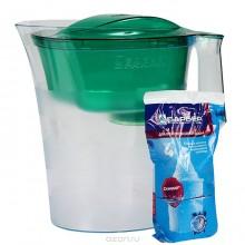 Фильтр для воды Барьер Твист (зеленый)