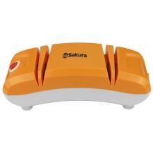 Ножеточка Sakura SA-6604A оранж