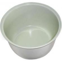 Чаша для мультиварки керам. Vigor HX-3751, алюминиевая чаша с керамическим покрытием, высота внешней стороны чаши 14,5 см, диаметр поверх чаши 23,5 с