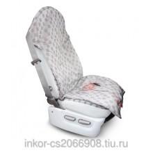 Обогреватель автомобильного сидения (для дальнобойщиков) 50*150 см ИНКОР 78008