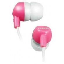 Наушники BBK EP-1420S бел/розовый