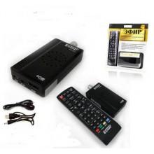 Ресивер эфирный цифровой DVB-T2 HD HD-501RU