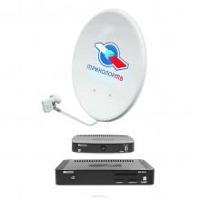 Комплект спутникового телевидения Триколор Full HD Система GS E501/GS C5911 Европа