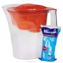 Фильтр для воды Барьер Твист (оранжевый)