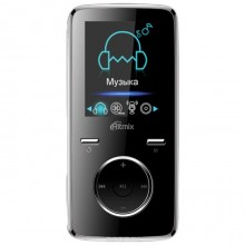 MP3 плеер RITMIX RF-4950 4Gb Black