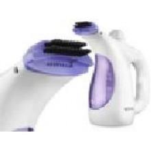 Отпариватель ручной Centek CT-2380 (бел/фиолет) 700Вт, 250мл, 15г/мин, регулятор мощн, насадка-щетка