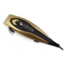 Машинка для стрижки Centek CT-2114 (черный/золото) высококач. сталь, насадки, эргономичный дизайн
