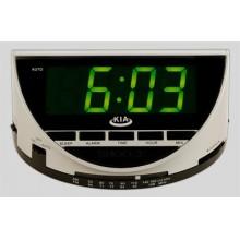 Радиочасы с будильником AM/FM KIA-1390