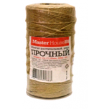Шпагат джутовый Прочный (бобина) 225 м 1.25 мм