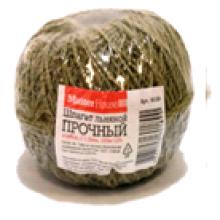 Шпагат льняной Прочный (клубок) 150 м 1.5 мм
