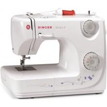 Швейная машина SINGER-8280, электромеханическая, 85 Вт, 8 операций, челнок качающийся