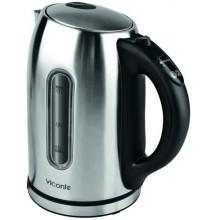 Чайник электрический Viconte VC-3231 серебро, об.1,7л., нерж.сталь