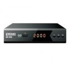 Ресивер эфирный цифровой DVB-T2 HD HD-300