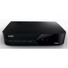 Ресивер эфирный цифровой DVB-T2 HD Комби-2