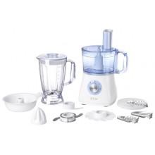 Кухонный комбайн Sinbo SHB-3070 белый 700Вт