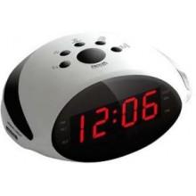 Радио-часы Rolsen CR-170W