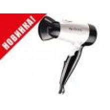 Фен Centek CT-2231 (бел/черн) 1200Вт, 2 скорости и температуры нагрева, складная ручка