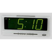 Радиочасы с будильником AM/FM KIA-1389
