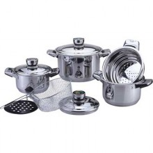 BK-2865 Набор посуды Delux из 10 предметов