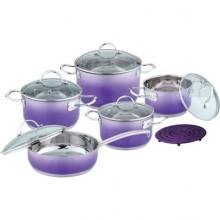 BK-2874 Набор посуды DeLux из 11 предметов