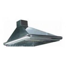 Вытяжка кухонная ELIKOR Сатурн 50П-180-В2Л УХЛ 4.2 белый/белый/хром