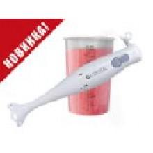 Блендер Centek CT-1331 (белый/серый) 350Вт, мерный стакан 800 мл, съёмная насадка