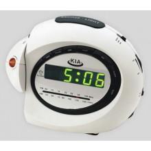 Радиочасы с будильником AM/FM KIA-1397