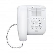 Телефон проводной Siemens Gigaset DA310 белый