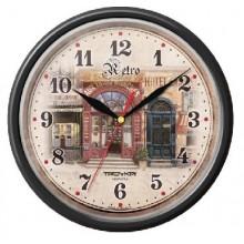 Часы настенные TROYKA 91900922 (отель)